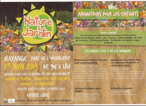 Nature& Jardin à hayange