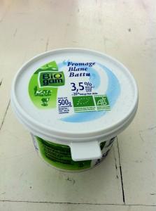 Biogam Fromage Blanc Battu 3.5